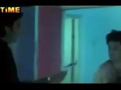 Indian bhabhi sweet-talk by devar and his friend