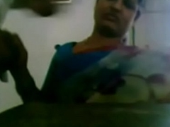 VID-20080809-PV0001-Nalgonda Tallasingaram provision primary school (IAP) Telugu 42 yrs venerable married beautiful, hot and sexy school teacher Mrs. Geetha S. M.Sc., B.Ed., boobs pressed and sucked away from her colleague 35 yrs venerable married teacher Ramesh coition sheet