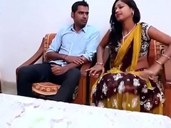 Unsatisfied desi indian bhabhi get hitched  latest hot story
