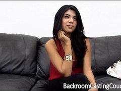Married Indian Teen'_s First Assfuck on Casting Couch