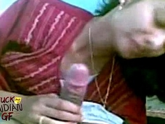 indian wife engulfing giving her man a blowjob in indian sex video mms