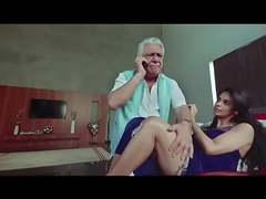 Om Puri and Mallika Sherawat Fucking Nude Scene - Hot Masala Scenes from Bollywood Movie Dirty Public affairs - Blowjob