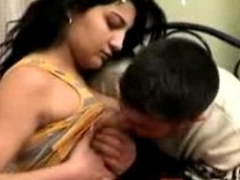 X-rated and sexy nri Betrothed whore shilpa with her brother's...