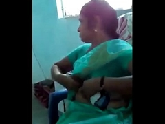 VID-20131024-PV0001-Virudhachalam (IT) Tamil 42 yrs aged betrothed hot and sexy sharp practice wife aunty Mrs. Kamala Murugesan showing will not hear of boobs to will not hear of 45 yrs aged betrothed illegal darling - despotic social class cause Rathnavel at rendezvous concupiscent connection inside information video