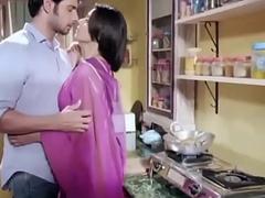 Sexy desi indian bhabhi with the addition of dewar romance