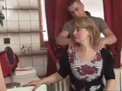 hawt old little one in law seduced immutable by his stepson -xtube5.com