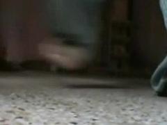 Indian girl inserting banana inside her slit self made video