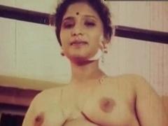 Mallu Classics-Uma Maheshwari Aunty Hottest Sex Fullest extent