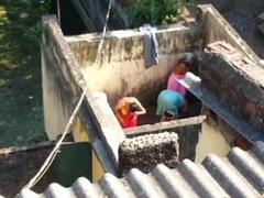 hidden Bath in India