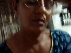 Indian desi mature mumbai aunty engulfing and fondling hubby's thick weasel words - Wowmoyback