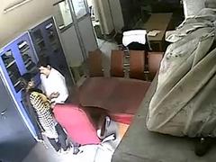 Teachers having sexual congress in bus 1