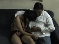 Indian Chennai uncle enjoying neighbor college girl in hotel precinct - Wowmoyback